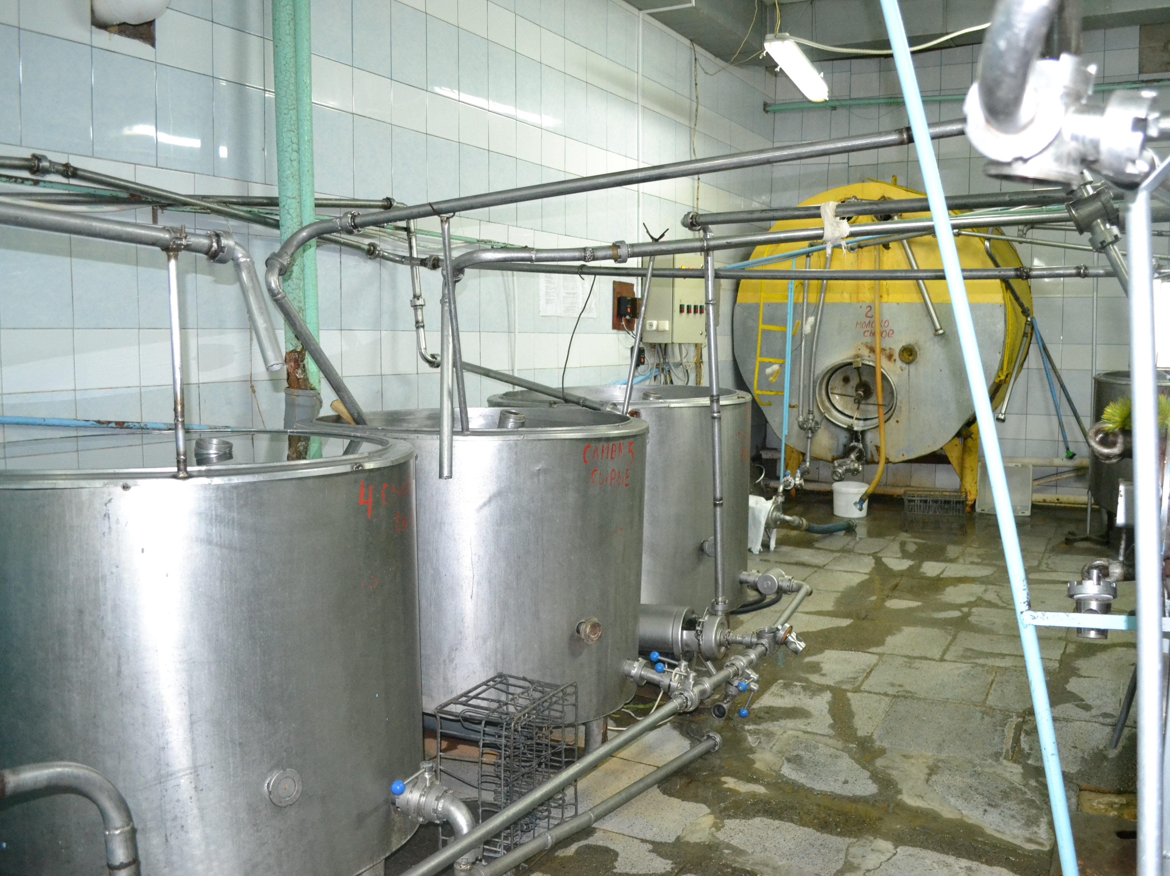 Производство молока длительного хранения (ESL)