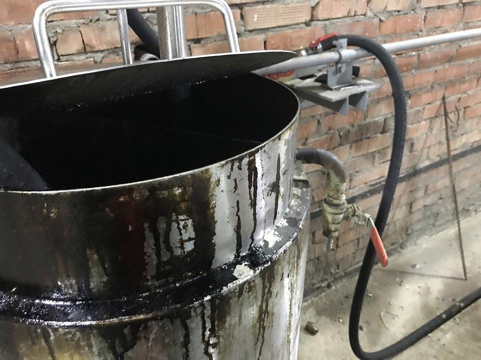 Очистка попутно-добываемой воды