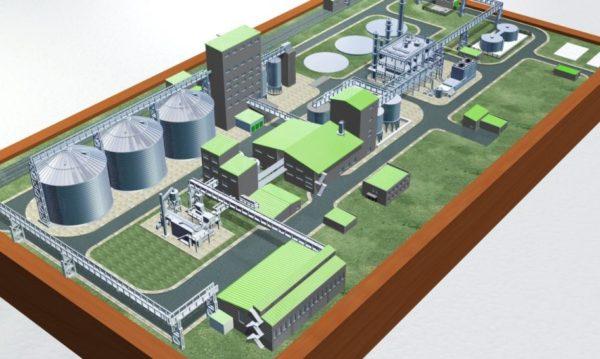 Проектирование спиртовых заводов